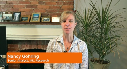 Nancy Gohring: What is observability?