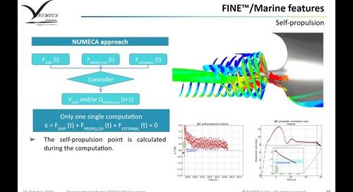 Democratizing Fluid Dynamics for Marine Engineering: Maneuvering