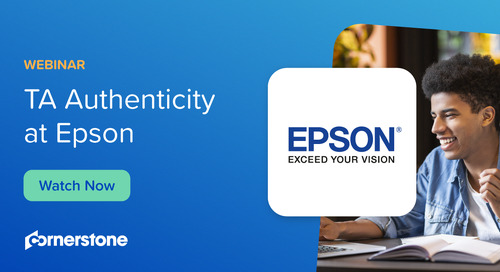 TA Authenticity at Epson