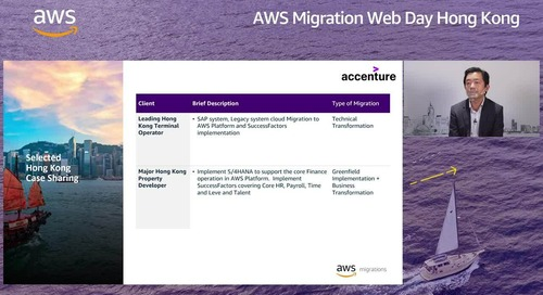 Enriching Business Insights and Intelligence with SAP on AWS with Accenture (Cantonese)
