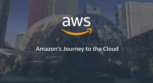 Amazon's journey to AWS