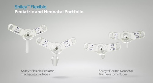 Shiley™ Flexible Neonatal and Pediatric Tracheostomy Tubes