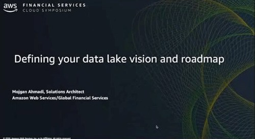 Defining Your Data Lake Vision and Roadmap