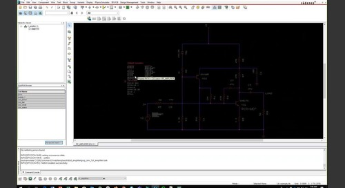 Achieve Your Circuit Design Goals with PSpice