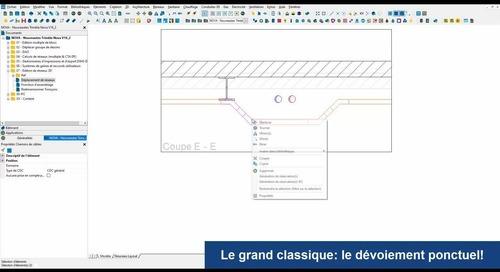 [FR] Trimble Nova V16.2 - Modifications de réseaux 3D