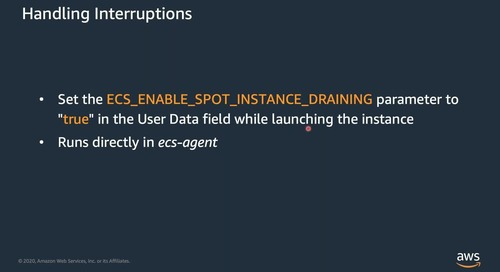 AWS Webinar Series - Amazon EC2 Spot basics and deploying stateless Containers