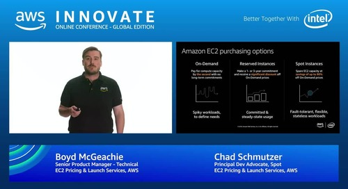 Cost-optimize Amazon EC2 workloads at scale - AWS Innovate