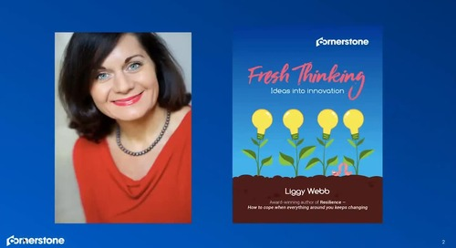 Fresh Thinking: How to Thrive in the 2020's