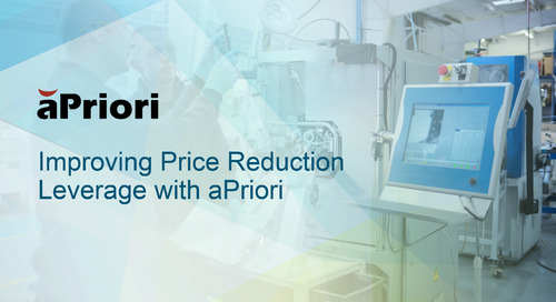 Improving Price Reduction Leverage