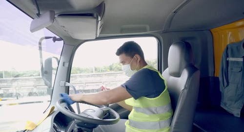 The Pandemic- Impact on Transfix Customers and Drivers