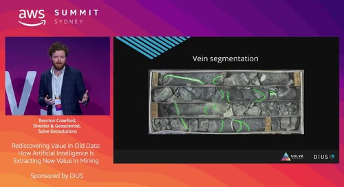 Rediscovering Value in Old Data: How AI is Extracting New Value in Mining (Sponsored by DiUS)