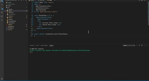 React application demo