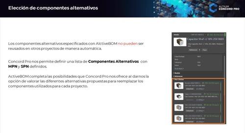 Presentación de un nuevo producto Altium Concord Pro™