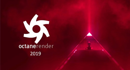Octane 2019 for Unity: Cinematic & holographic media on the RNDR blockchain - Unity at GDC 2019