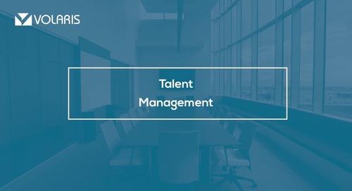Talent Management at Volaris