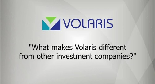 Mike Dufton - The Volaris Difference