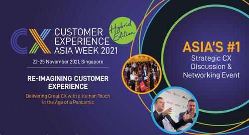 CX Asia Week | Nov 23-24
