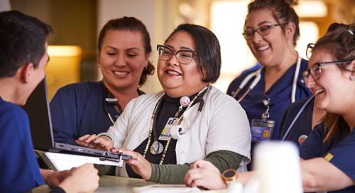"Maria ""Kay"" Delgado – Saluting our July Spotlight Nurse"
