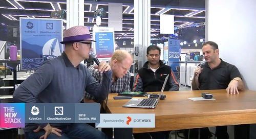 T-Mobile Scaling with Kubernetes – KubeCon + CloudNativeCon 2018