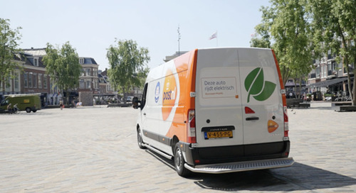 PostNL delivering on emissions-free plans