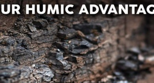 Our Humic Advantage