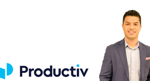 SaaS Management for the Modern CIO: Why I Joined Productiv