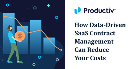 How Data-Driven SaaS Contract Management Can Reduce Your Costs