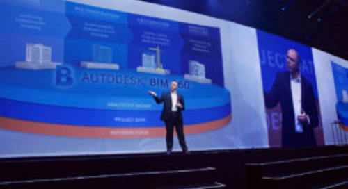 The Convergence of Design and Construction: Takeaways from AU2017