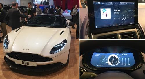 博文 | CES 2018开启汽车数字化的兴盛之年