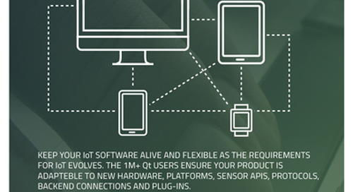 Embedded Systems Are the Backbone of IoT, but It's Software That Brings It All Together