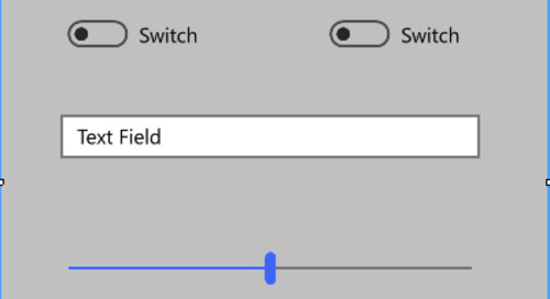 Qt Quick Designer in Qt Creator 4.3