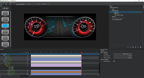Qt 3D Studio Source Code and Pre-Release Snapshots Available