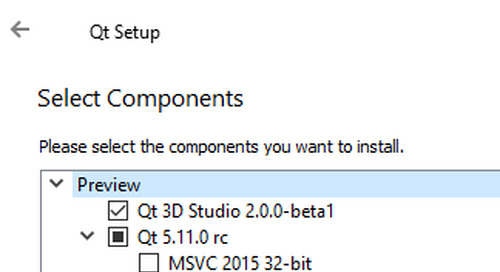 Get Started with Qt 3D Studio 2.0 beta 1