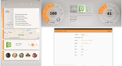 Introducing Qt Automotive Suite 5.11