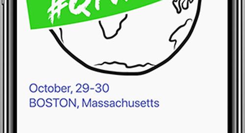 Qt World Summit 2018 Conference App