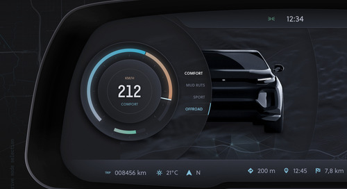 Announcing the Qt Automotive Suite 5.13