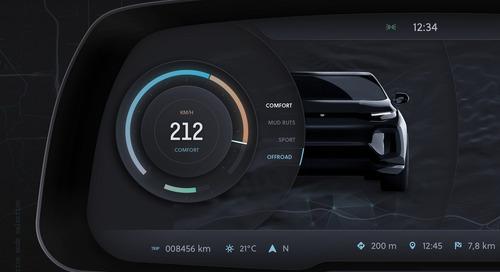 博文 | Qt Automotive Suite 5.13汽车开发套件发布