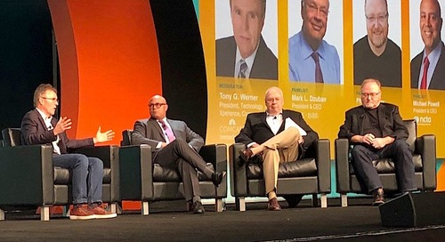 Cable's thought leaders: More security, recognition for broadband and the 5G hype-cycle