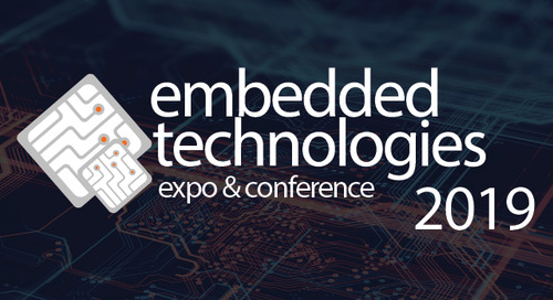 Sensors Expo to Launch Embedded Technologies Expo & Conference in Silicon Valley