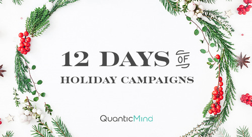 The 12 Days of Holiday Campaigns