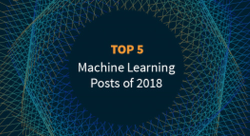 Top 5 Machine Learning Posts of 2018
