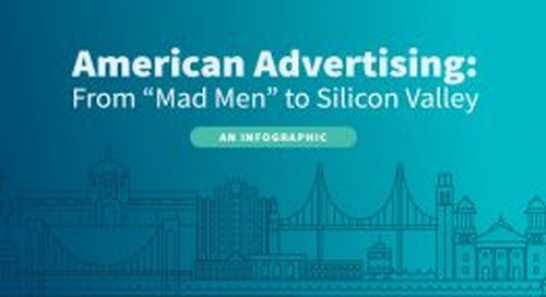 [Infographic] American Advertising: From 'Mad Men' to Silicon Valley