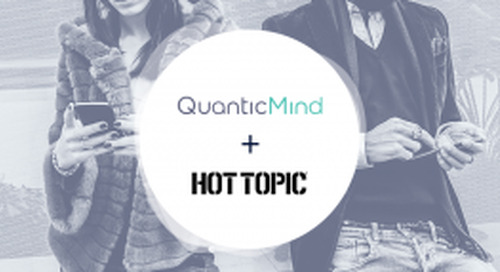 Fashion Retailer Hot Topic Increases ROAS by 12% with Intelligent Bid Optimization