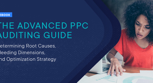 The Advanced PPC Auditing Guide: Determining Root Causes, Bleeding Dimensions, and Optimization Strategy [eBook]