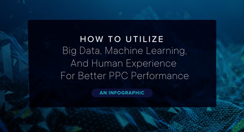 Learn how to Optimize PPC with Big Data and Machine Learning [An Infographic]