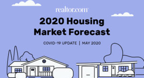 2020 Housing Market Predictions – COVID-19 Update