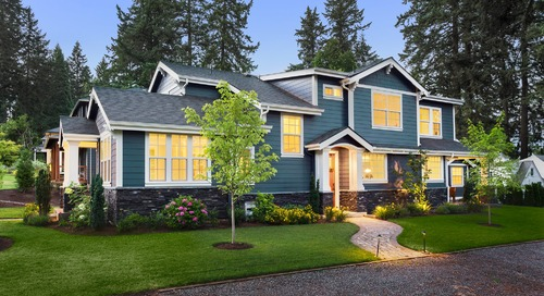 It's What's on the Outside That Matters: 5 Trends in Exterior Home Colors