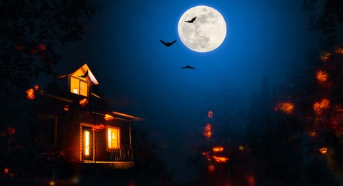 The One Reason Millennials Are More Likely to Buy Haunted Houses