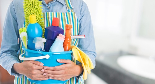 8 Cleaning Chores We All Forget That Make a Big Difference