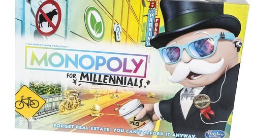 The Monopoly for Millennials Game Removed Real Estate Wheeling and Dealing—Why?